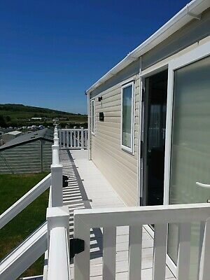 Static caravan for sale sited Isle Of Wight