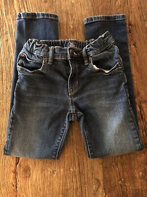 Gap Jeans Boys Size 10 Regular Skinny Stretch Excellent Used Condition
