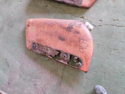Allis-Chalmers D19 diesel tractor left hand fender Tag #907