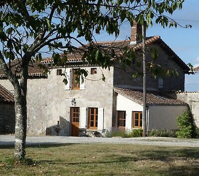 Pretty French Limousin Cottage