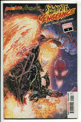 Absolute Carnage Symbiote Of Vengeance (2019 Marvel) #1 Nm