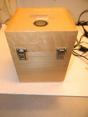Troemner 16 kg Calibration Weight with Wooden Case