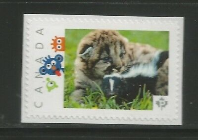 PICTURE POSTAGE  P   Little Creatures frame    2589a  PERSONALIZED     MNH   #2