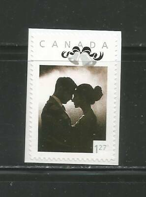 PICTURE POSTAGE   $1.27  Wedding Bells Frame    2594a  PERSONALIZED     MNH