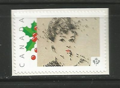 PICTURE POSTAGE  P   Christmas frame  # 2597a  PERSONALIZED   MNH   #1