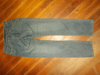 """Lucky Brand Youth Boys Blue Denim Cooper Slim Jeans Size 20 29"""" x 31"""""""
