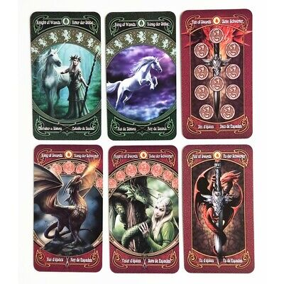 Legends Tarot Deck 78 Cards Set Waite Rider Card Fortune Telling Oracle New