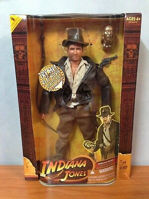 Indiana Jones Raiders of the Lost Ark Electronic 12inch Action figure - MISB