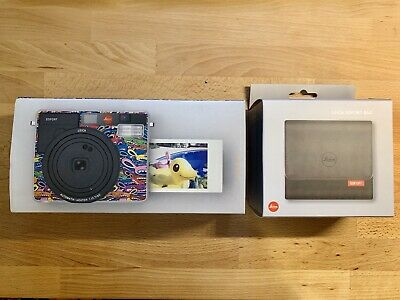 New Leica Sofort Instant Camera - LimoLand by Jean Pigozzi
