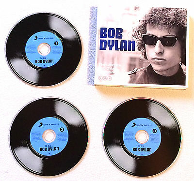 Bob Dylan - The Real The Ultimate Collection Cofanetto 3 CD / Columbia