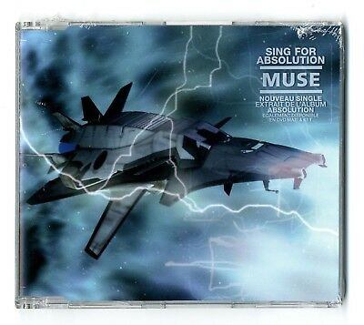 CD Muse - Sing For Absolution Neu Ovp Naiv