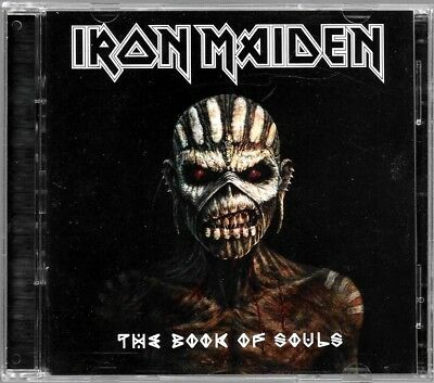 Iron Maiden - The Book Of Souls / Album 2 CD Comme Nuovo