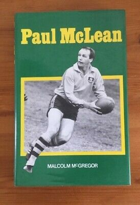 Paul McLean by Malcolm McGregor (A Wallaby great)