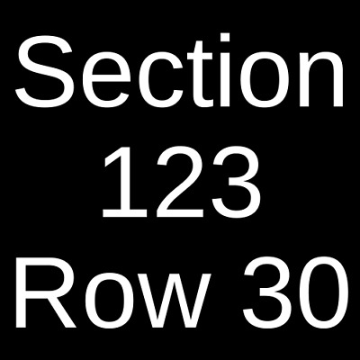 2 Tickets Green Bay Packers @ New York Giants 12/1/19 East Rutherford, NJ