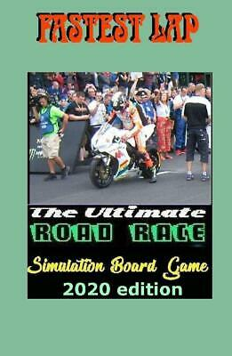 The Ultimate Road Race Simulation Board Game