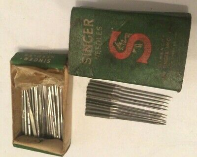 Singer vintage sewing machine class  131 x 1 Needles x 10 size 14
