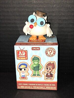 Funko Ad Icons Mystery Minis Mr Owl 1/24