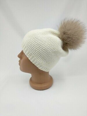 Hand Knit Merino Wool Girl Hat Toddler Slouchy Beanie for Spring Girls Fall Hat