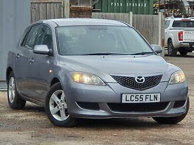 Mazda Mazda3 1.6 TS 2005 Petrol Manual- 1 OWNER FROM NEW-LADY OWNER