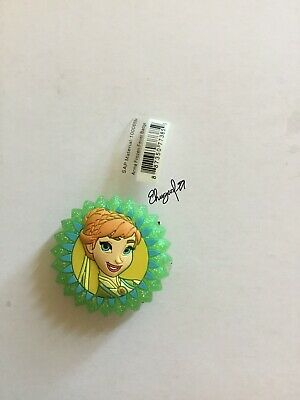 NWT Jibbitz Disney Princess Ana From Frozen Shoe Charm For Crocs