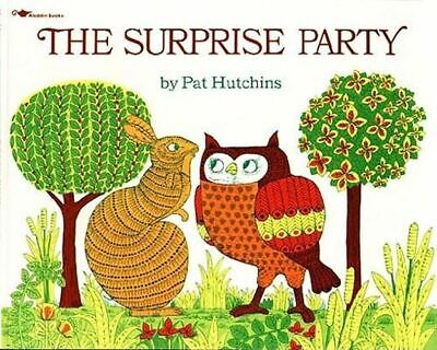 NEW The Surprise Party By Pat Hutchins Paperback Free Shipping