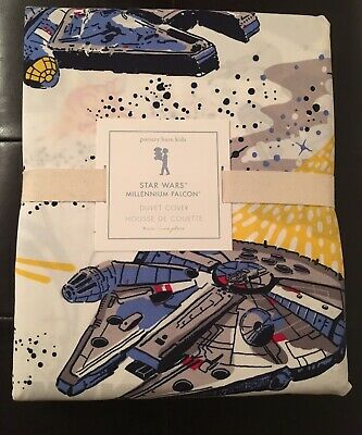 Pottery Barn Kids Star Wars Droid Pajama Size 2T Toddler Comicon Unisex NWT