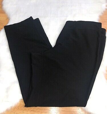 Eileen Fisher Black Tights Size Small Black Pants Womens Black Tights size Small