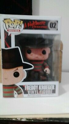 Pop Vinyl Nightmare on Elm Street- Freddy Krueger . #02 Horror