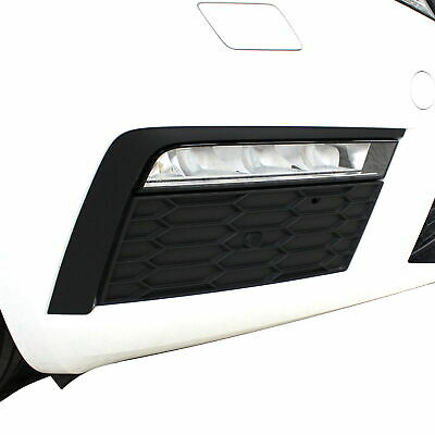 Flap Wings Folie Set 5E Facelift Schwarz Matt Tuning Auto Aufkleber D070