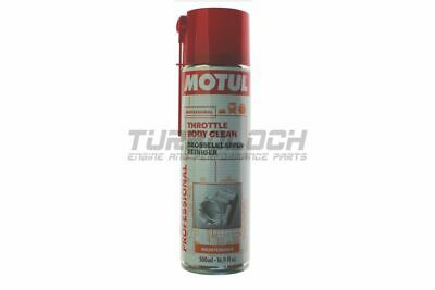 Motul Throttle Body Clean - Drosselklappenreiniger Vergaserreiniger - 0,5l
