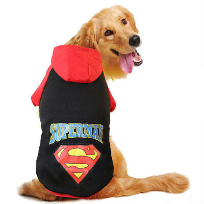 Sport Pet Puppy Large Dog Sweater Warm Dog Jumpsuit for Autumn Winter XS-9XL