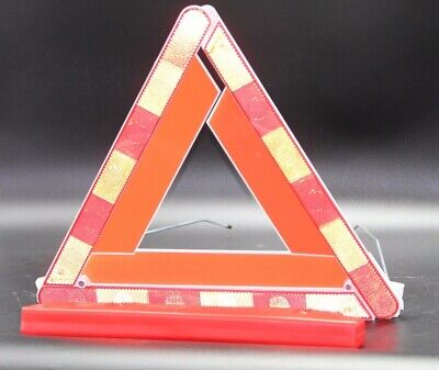 Vw Corrado Vr6 Karmann Warning Triangle Emergency Breakdown Stand Classic Part