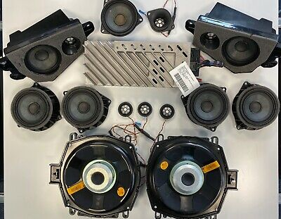 BMW X5 X6 M F15 F16 F85 F86 Harman Kardon Sound System komplett Set TOP HIFI