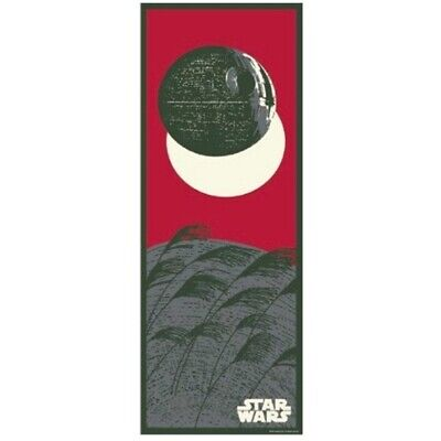 STAR WARS TENUGUI Japanese Cotton Fabric Hand Towel MADE IN JAPAN 90X34cm T19