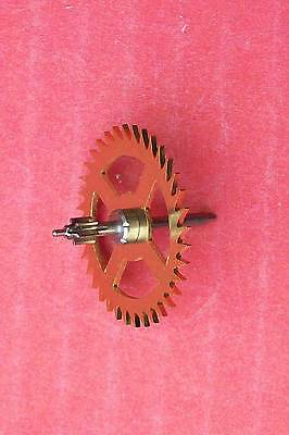 Hubert Herr, new escape wheel suitable only for the KW 80  8 day movement.
