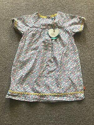 New With Tags Little Bird White/Yellow Floral Dress 2-3 Years