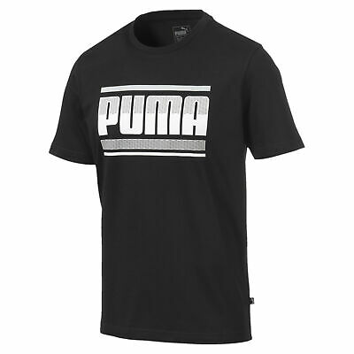 PUMA PUMA Graphic Men's Tee Men Tee Basics