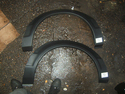 Ford Escort MK3 & MK4 Rear Wheel Arch arches 1 x Pair 3 door XR3i RS turbo XR3