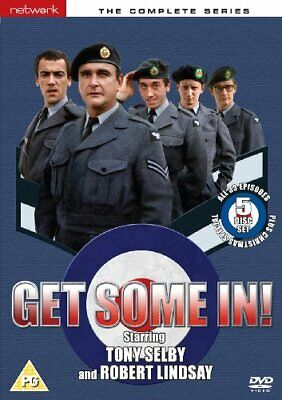Get Some In - The Complete Series [DVD] [1975][Region 2]