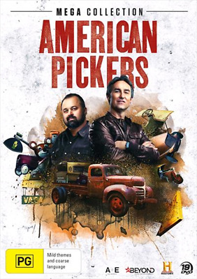 American Pickers | Mega Collection (DVD) (2019) (Region 4) New Release
