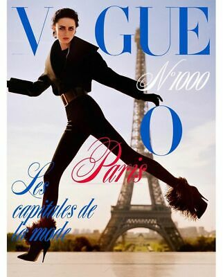 Vogue Paris September 2019 - 1000Th Edition