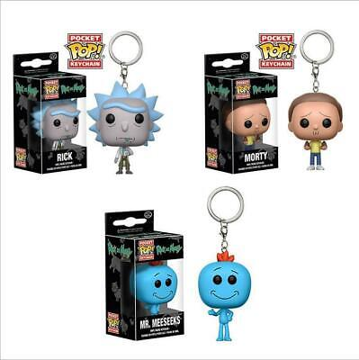 Limited Pop Rick&Morty Vinyl Toy Box Action Editio UK And Funko Gift Figure Kids