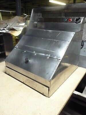 Large  Electric Chip Scuttle
