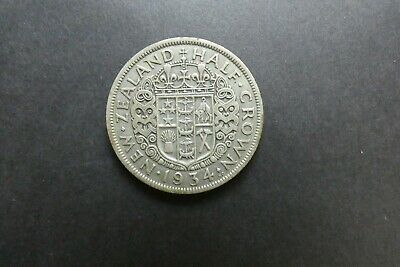 1934 LOVELY HALF CROWN GOOD CONDITION HARD TO FIND YEAR $6.80 in silver