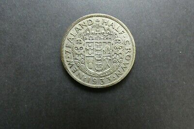 1933 LOVELY HALF CROWN GOOD CONDITION HARD TO FIND YEAR $6.80 in silver