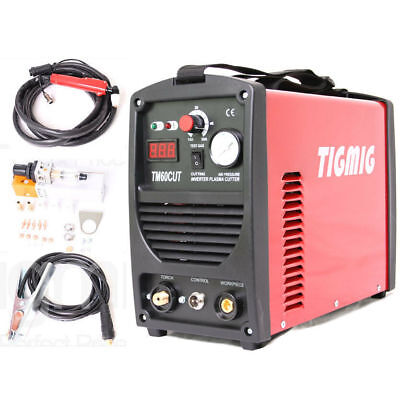 Plasma Cutter DC INVERTER AIR PLASMA CUTTING MACHINE TIGMIG TM60CUT