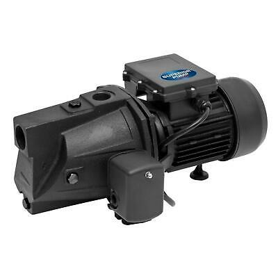 1/2 HP Shallow Well Jet Pump Adjustable Pressure Switch Cast iron Durability