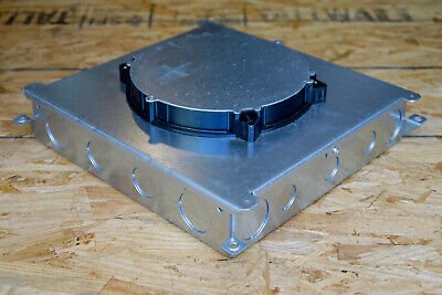 New Wiremold Rfb6E Compartment Recessed Floor Box  Last One 3  Sold