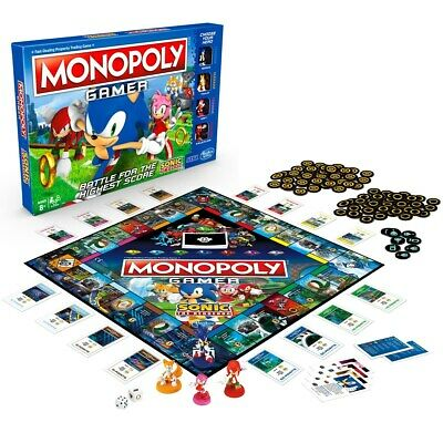 Monopoly: Sonic the Hedgehog [Board Game]