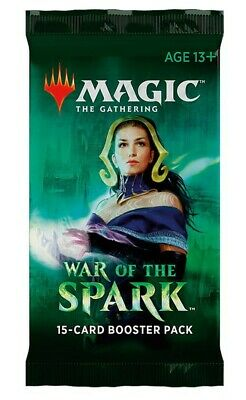 War of the Spark Booster Pack - MTG - Sealed Brand New! ENGLISH - SHIPS ASAP!